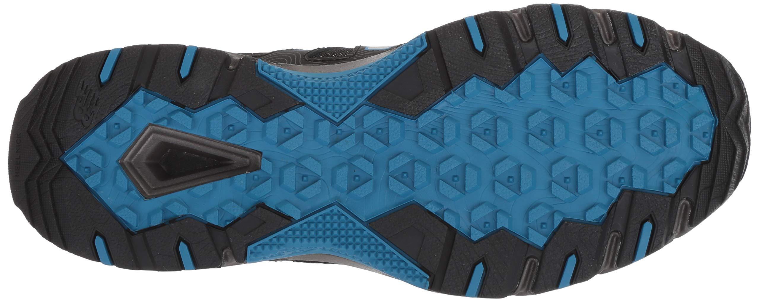 New Balance Men's 510v4 Cushioning Trail Running Shoe, Magnet/Black/Reflective, 7.5 D US by New Balance (Image #3)