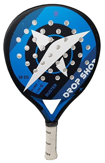 Amazon.com : DROP SHOT Duster Padel Tennis Racquet, Men ...