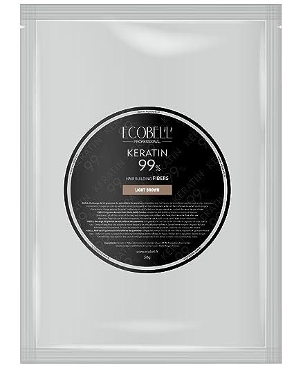 Fibras capilares Ecobell 50gr Black