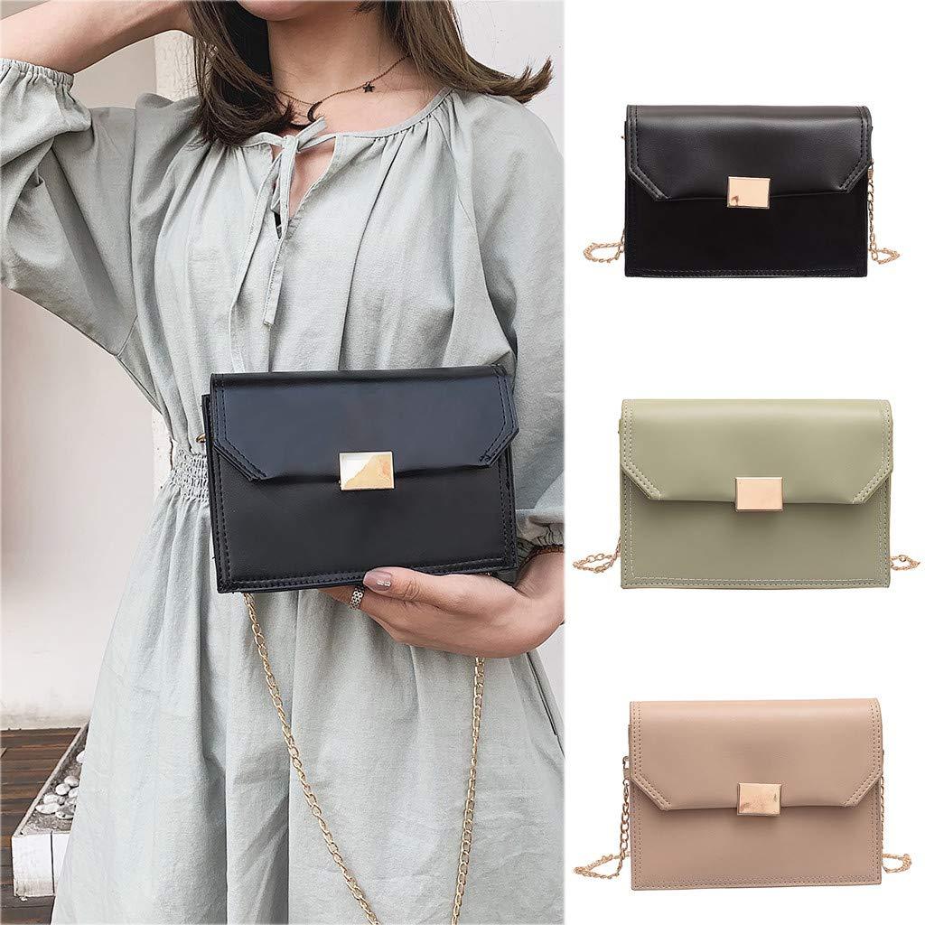 Women Wild Messenger Bag Fashion One-Shoulder Small Square Bag by VEZAD (Image #3)