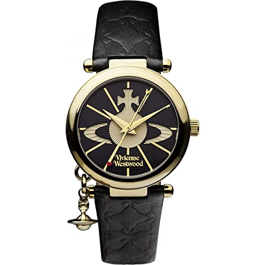 6e4c1b3979 Ladies Vivienne Westwood Orb II Watch VV006BKGD: Amazon.co.uk: Watches