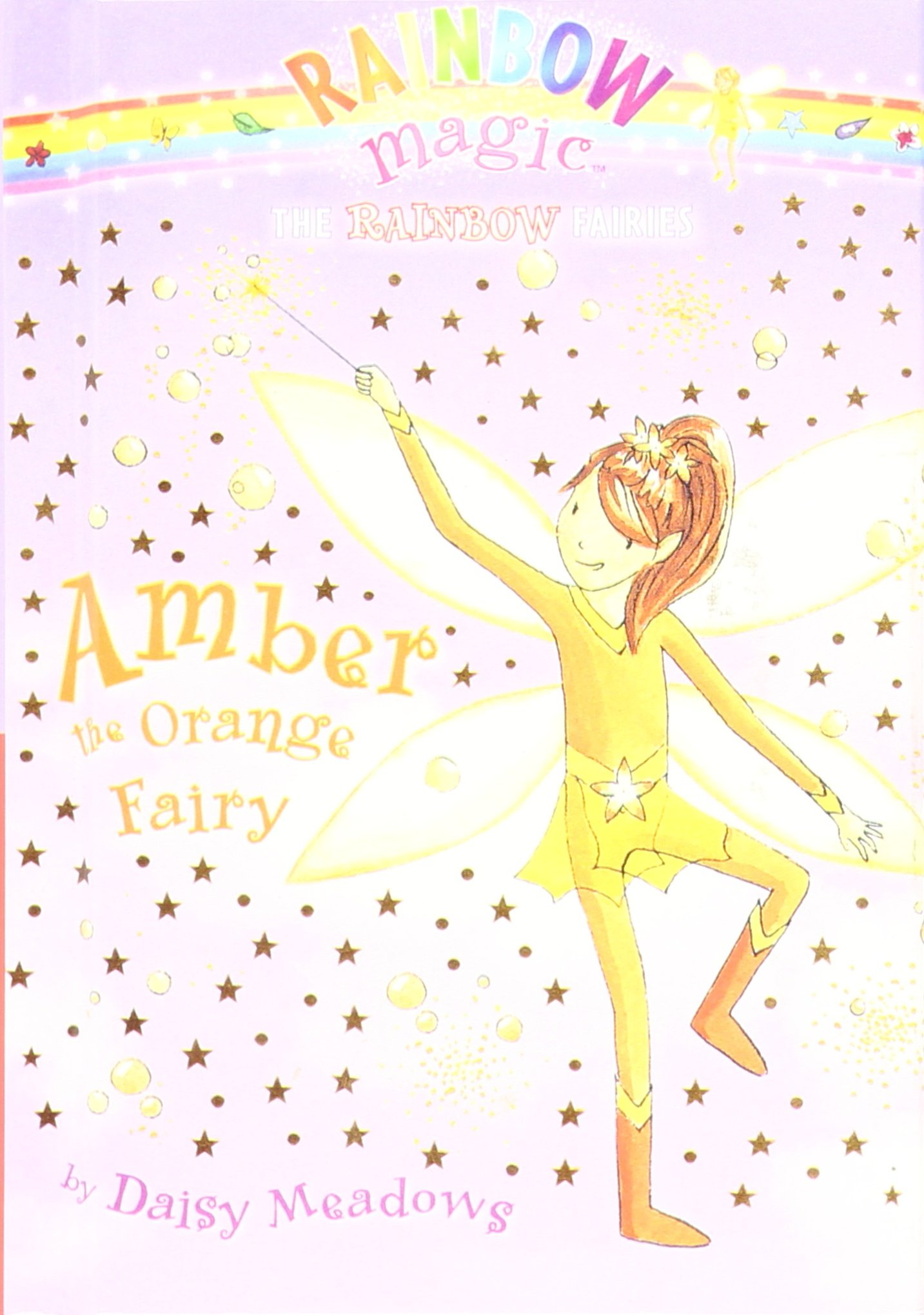 Download Amber the Orange Fairy (Rainbow Magic) pdf epub