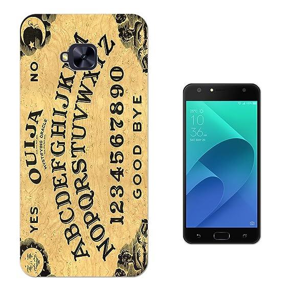 Amazon Com 000789 Ouija Board Print Design Asus Zenfone 4