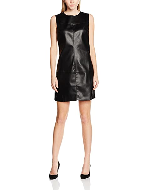 LAVAND Dress Woman, Vestido para Mujer, Black, S