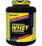 Muscleblaze 100% Whey Protein Supplement Powder - 2 kg, 60 servings (Rich Milk Chocolate)