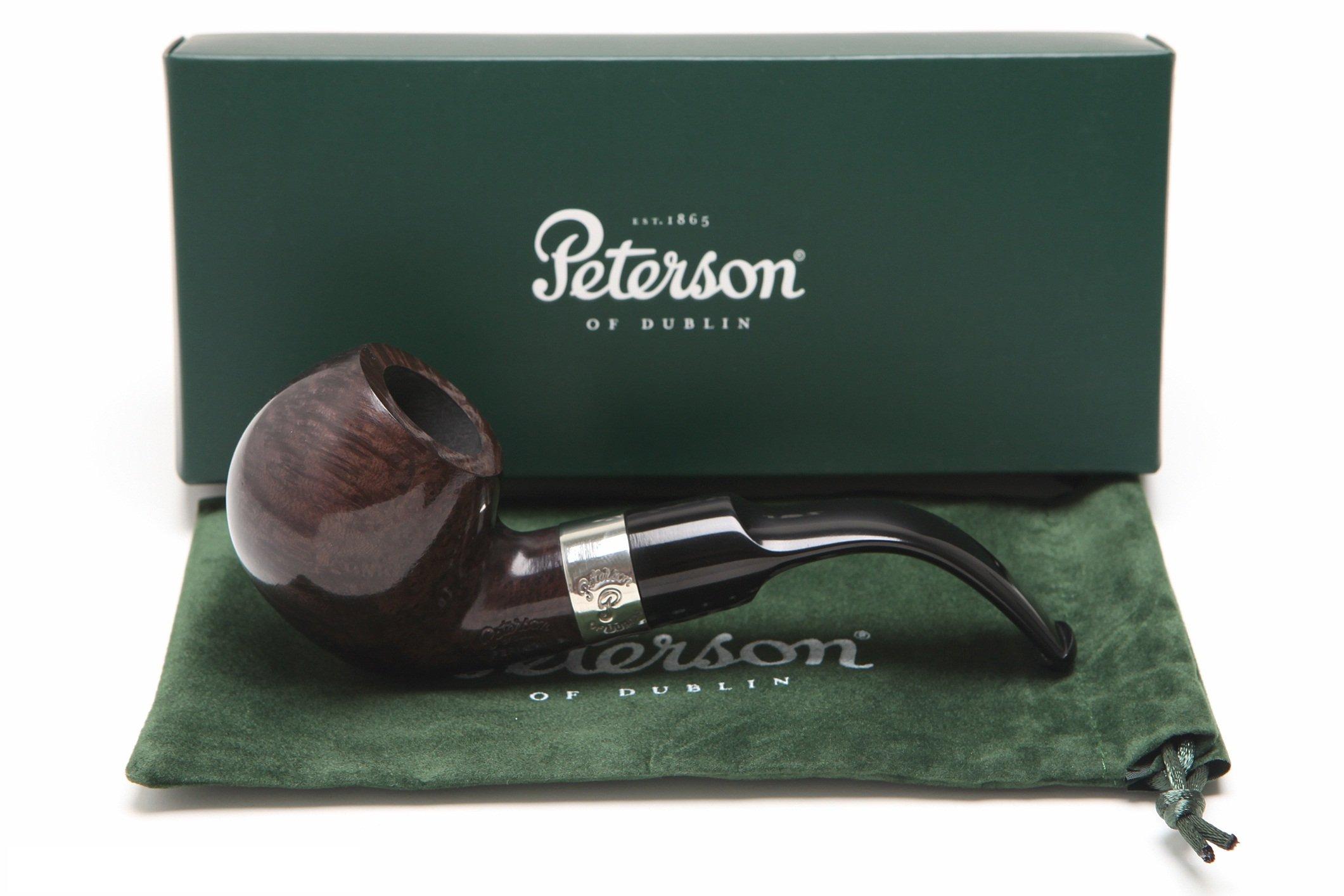 Peterson Fermoy XL 02 Tobacco Pipe Fishtail