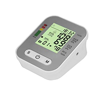 sanseijh Pilot2 - Tensiómetro de brazo con arrhythmie de detección, Who Escala de semáforo de color: Amazon.es: Salud y cuidado personal