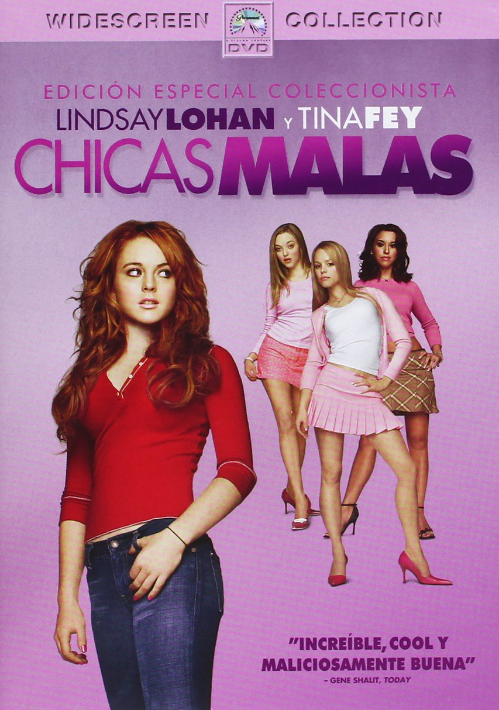 Chicas Malas Import Dvd 2004 Tina Fey Lindsay Lohan Ana
