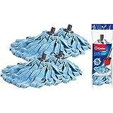 O-Cedar Microfiber Cloth Mop Refill (Pack of 4)