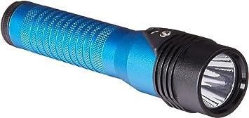 Streamlight 74768 Blue Strion LED HL Flashlight with Battery Only 500 Lumen