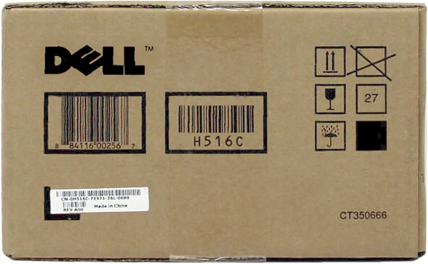 Dell 330-1198 (H516C) Black High Yield Toner Cartridge Genuine Dell