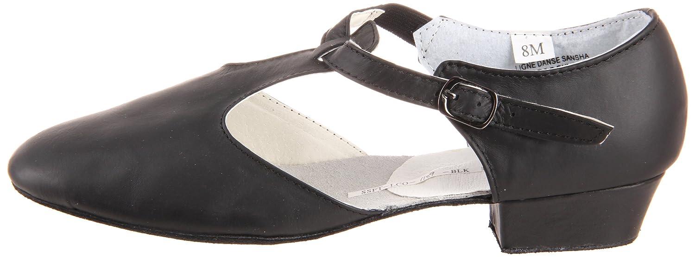 Swing Dance Shoes- Vintage, Lindy Hop, Tap, Ballroom Sansha Womens Diva Dance Shoe $28.61 AT vintagedancer.com