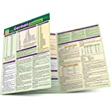 German Grammar: Quickstudy Laminated Reference Guide (Quick Study Academic)