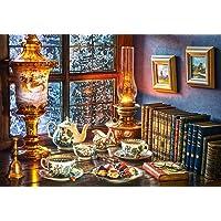 Castorland 1000 Parça Puzzle- Afternoon Tea