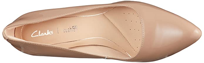 Clarks Women's Laina Rae Leather Pumps: Buy Online at Low