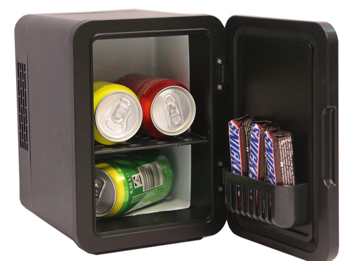 Mini Kühlschrank Mit Gefrierfach 48 L A Gefrierschrank Kühlbox Kühler Hotel : Dms mini kühlschrank minibar kühlbox thermobox kühltruhe v