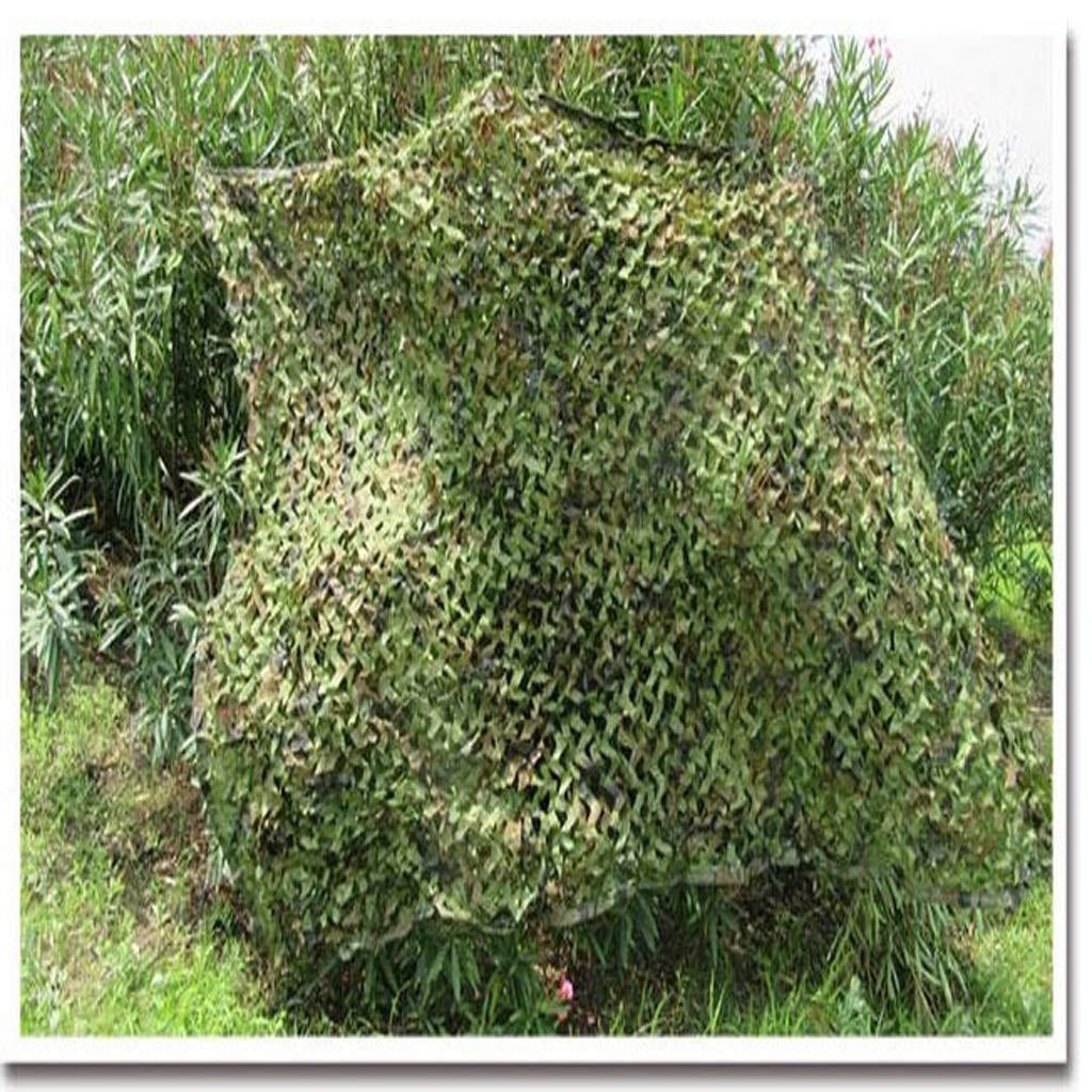 4x6m Jungle camouflage filet activité militaire parasol décoration de maison paintball tir jeu observation des oiseaux camping voiture couverture hobby voiturego net garçons camouflage2x3m, 3x3m, 3x4m, 4x5m, 4x6m,