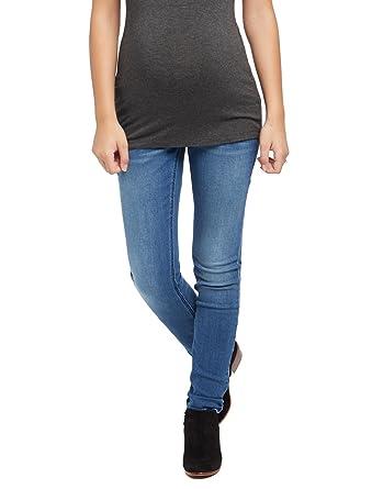 Motherhood Secret Fit Belly Super Stretch Skinny Maternity Jeans ...