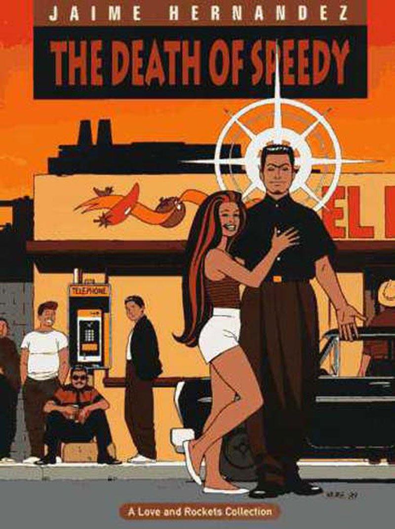 Download Love & Rockets Vol. 7: The Death of Speedy pdf