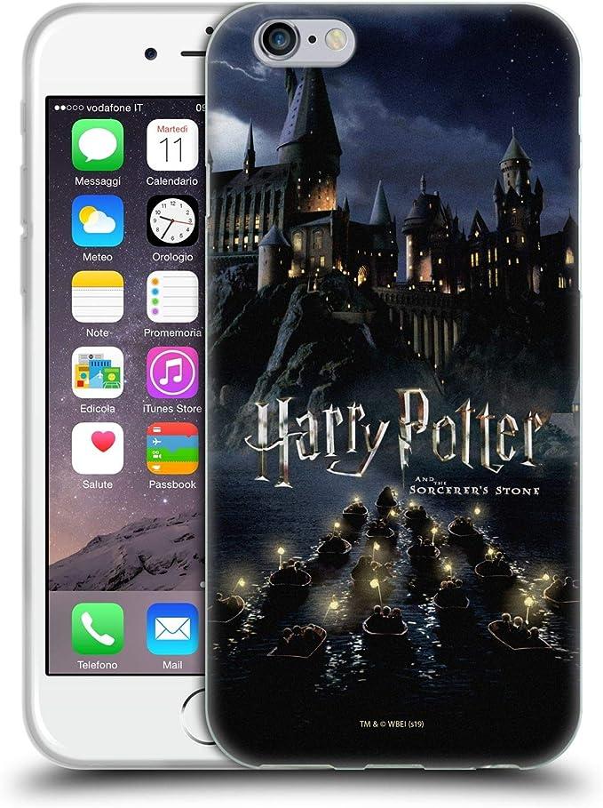 Head Case Designs Offiziell Zugelassen Harry Potter Burg Sorcerer S Stone Ii Soft Gel Handyhülle Hülle Huelle Kompatibel Mit Apple Iphone 6 Iphone 6s Elektronik
