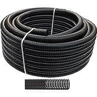 AquaForte Qualitäts Teichschlauch Spiralschlauch Ø 25 mm Rollen von 5m bis 30m