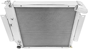 Champion Cooling, International Scout-Pick-Up 3 Row All Aluminum Radiator CC7180