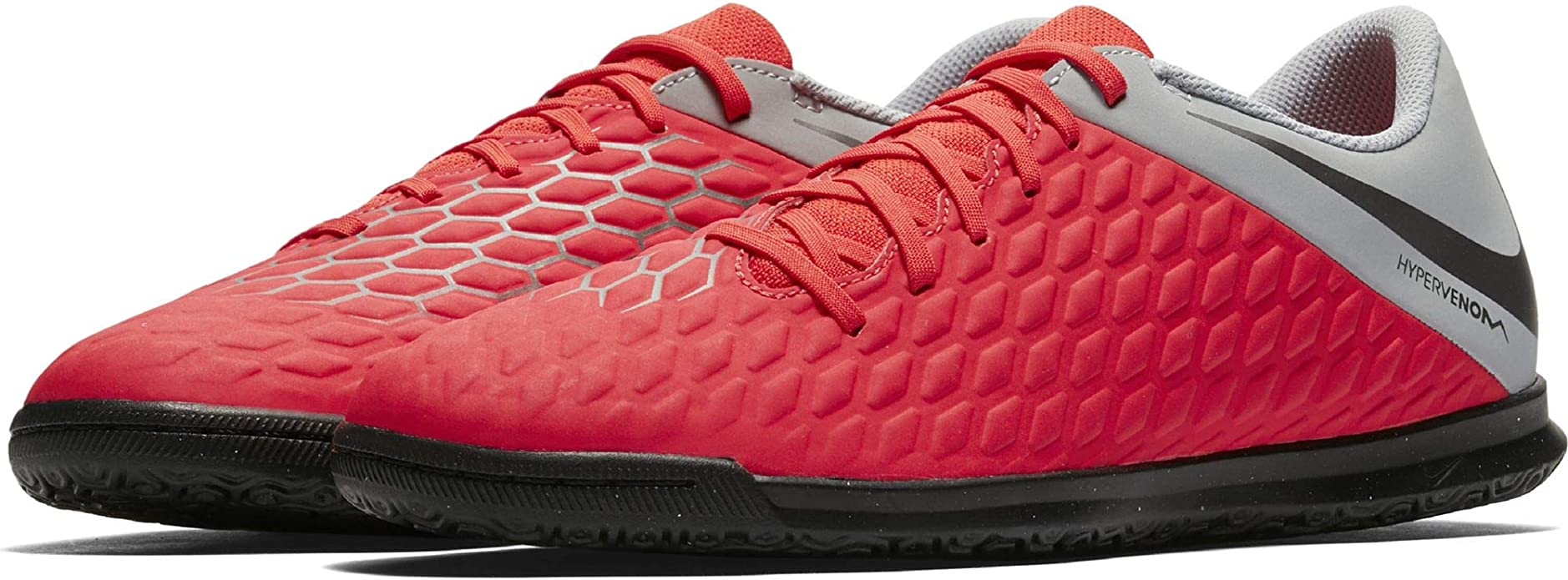 Rebajar Pekkadillo Desmañado  Nike Hypervenom 3 Club IC, Chaussures de Futsal Mixte Adulte, Multicolore  (Lt Crimson/MTLC Dark Grey/Wolf Grey 600), 38.5 EU: Amazon.fr: Chaussures  et Sacs