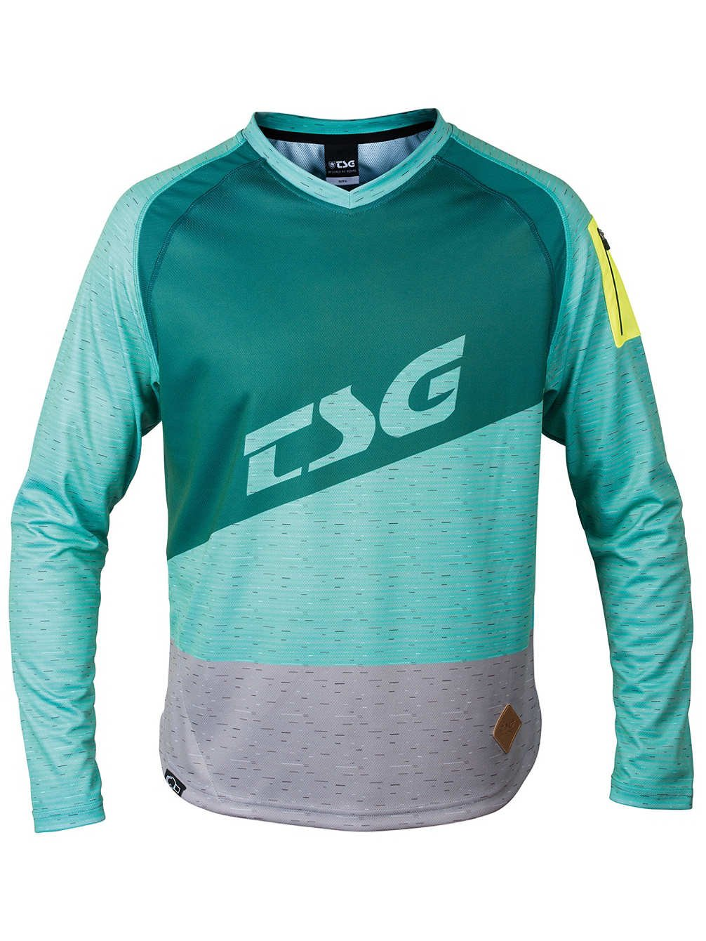 TSG Downhill-Jersey Breeze Grün Gr. XL