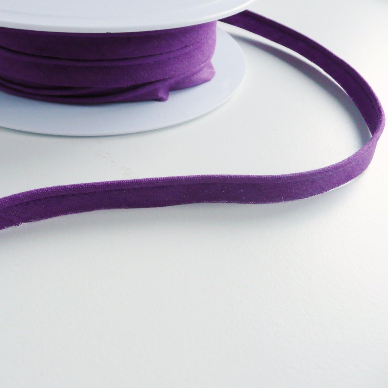 Polyester Coton Cordon de passepoil 2/mm Insert /à embase Coupe en biais coton/ 2 mm /de nombreuses couleurs beige /vendu au m/ètre/