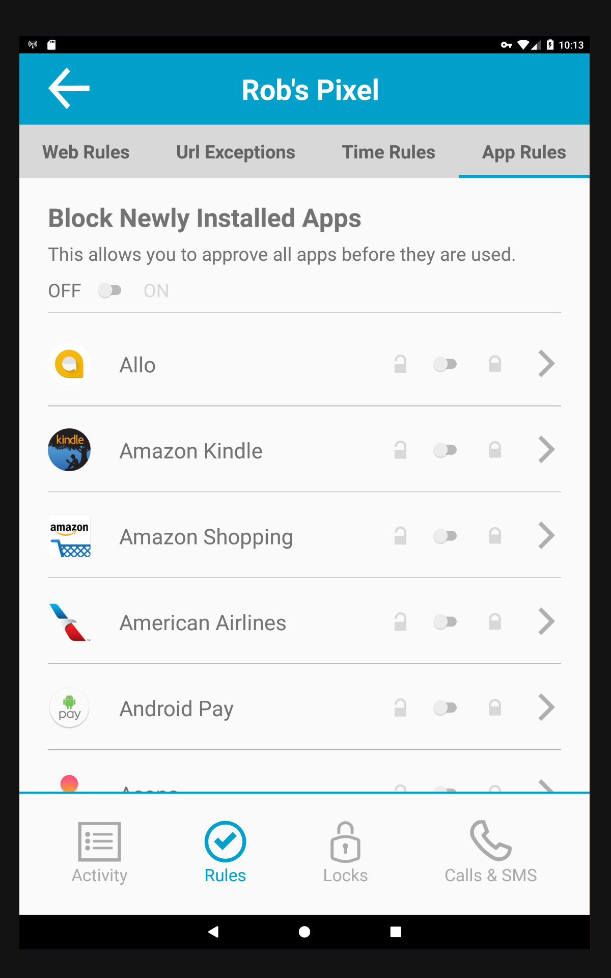 Amazon com: NetAngel: Appstore for Android