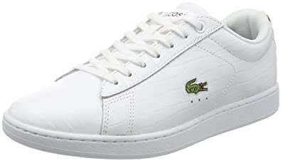 4d25c82eb882ab Lacoste Women s Carnaby Evo G316 8 Trainers