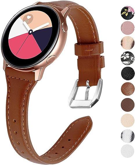 vivoactive 3 bracelet cuir