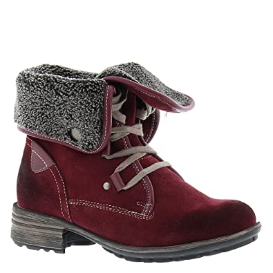 Wanderlust Rita Women's Boot 6 B(M) US Red