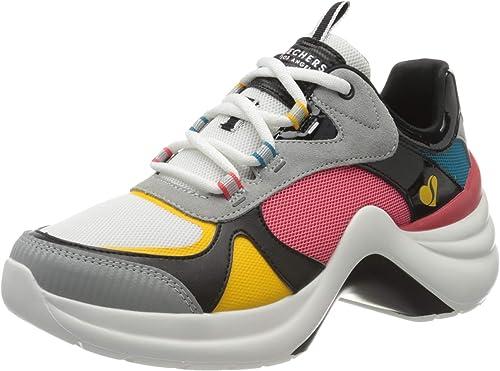 Skechers Solei St-Groovy Sole, Zapatillas para Mujer: Amazon.es ...