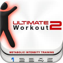 Ultimate Workout 2 - Free Metcon Fat Loss Total Body Workout (Kindle Tablet Edition)