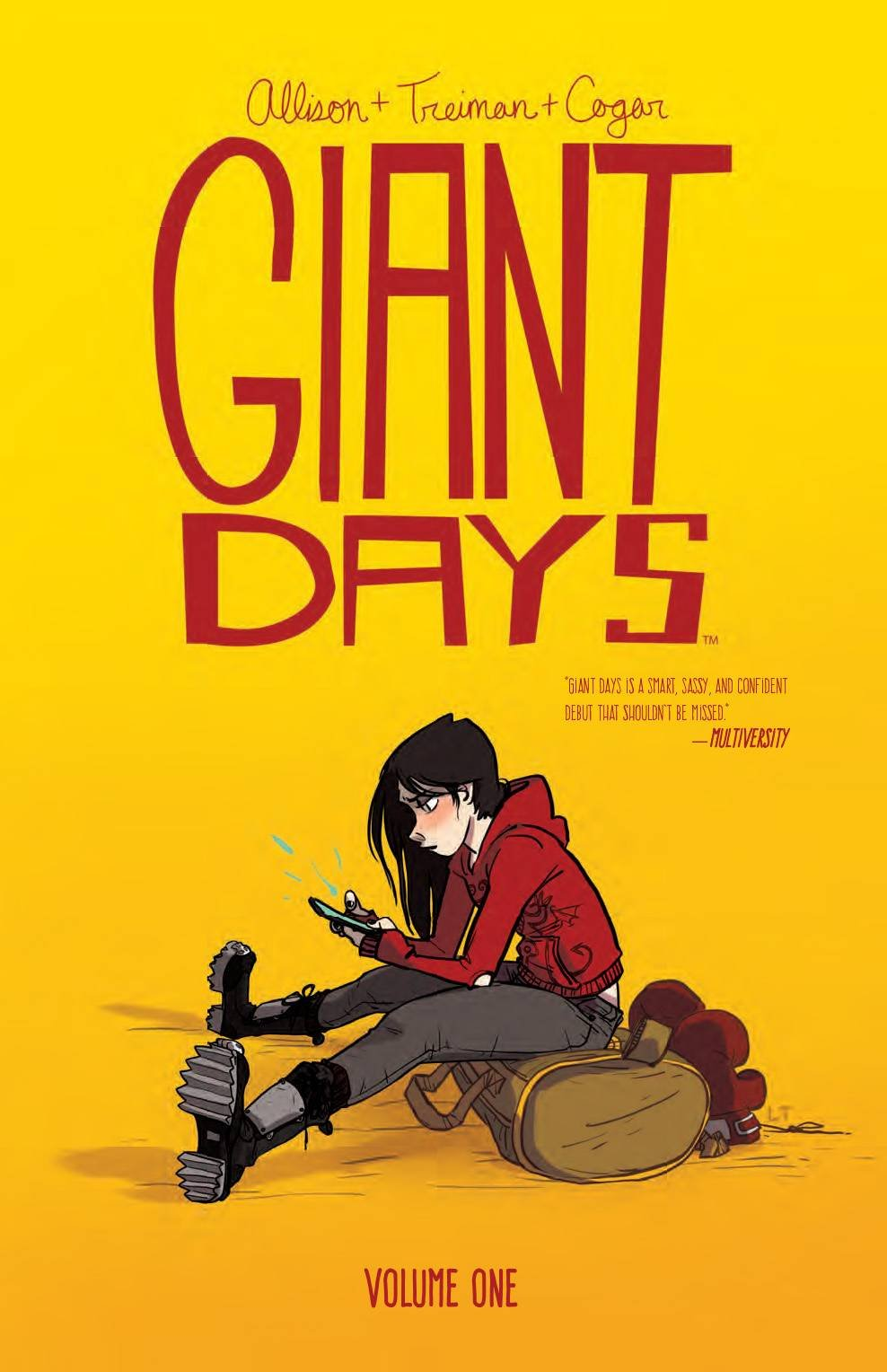 Image result for giant days
