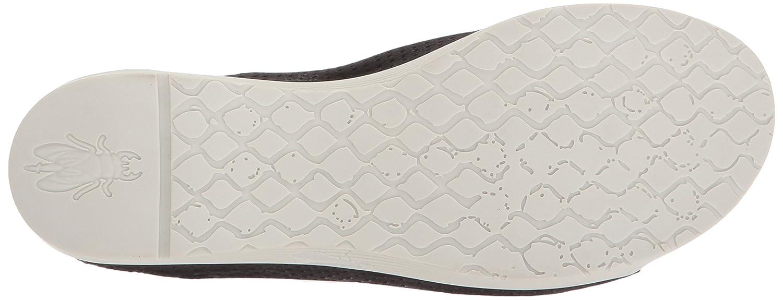 FLY London Women's Whin176fly Slide Sandal B0725NLQ8X 41 M EU (10-10.5 US) Black Cupido