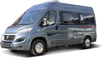 16 Zoll Radzierblenden Set 4 Stück Edelstahl Fahrzeugspezifisch Für Wohnmobile Und Transporter Auto