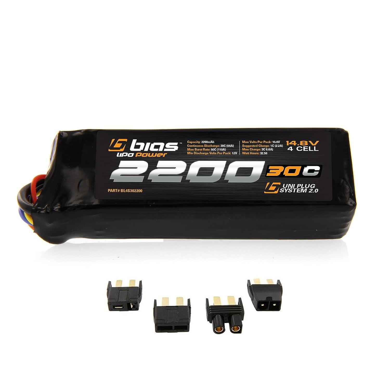 Amazon Bias AeroWorks Extra 260 Freestyle QB L RC Airplane 30C 4S 2200mAh 148V LiPo Battery Toys Games