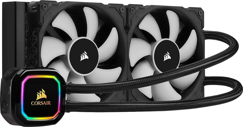 Corsair iCUE H100i RGB Pro XT Refrigerador Líquido para CPU ...