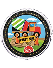 Construction Party Supplies - Construction Truck Birthday Paper Party Napkins, 16ct