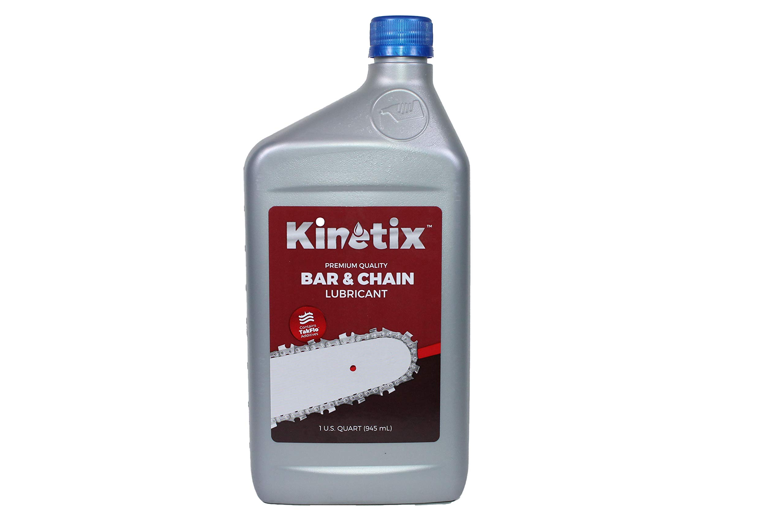 All-Season Bar and Chain Oil (1 Quart) by Kinetix Lubricants