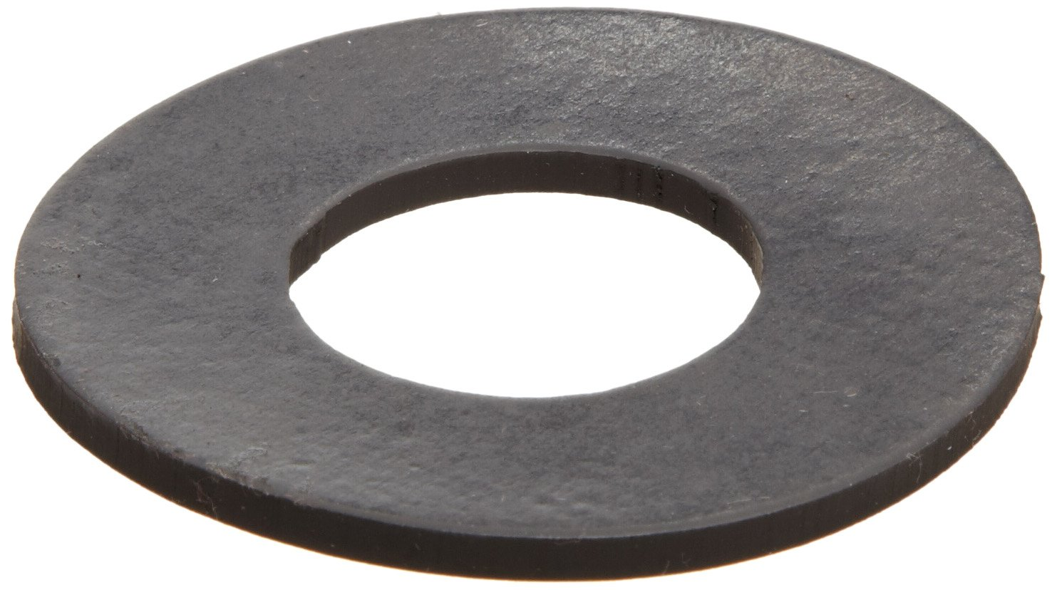 Viton Fluoroelastomer Flange Gasket, Ring, Black, Fits Class 150 Flange, 1/8'' Thick, 1-1/2'' Pipe Size, 1-29/32'' ID, 3-3/8'' OD (Pack of 1) by Small Parts