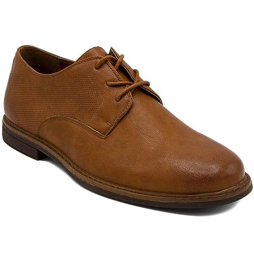 a2dfb8af5cc3 London Fog Mens Portland Dress Shoe