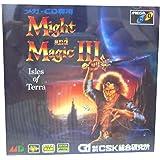 マイト&マジック3 MCD 【メガドライブ】
