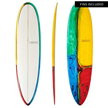 Modern Love Child - Tabla de surf (poliuretano, 1,82 m): Amazon.es: Deportes y aire libre