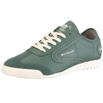 official photos 21cd9 f8436 Dunlop Superstar 100 9020006-43, Herren Sneaker, grün ...