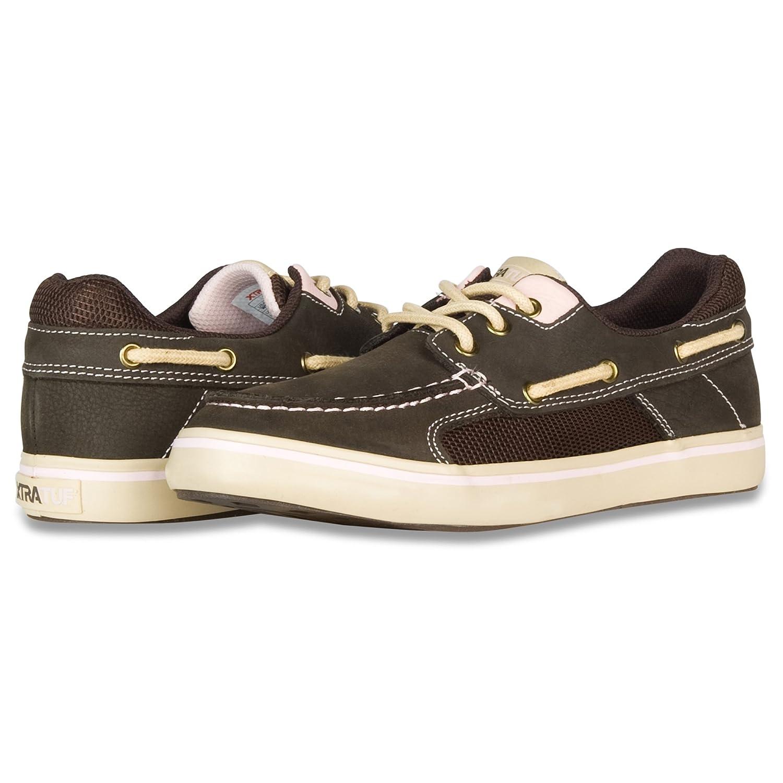 1da58909f7 Amazon.com  XTRATUF Finatic II Women s Leather Deck Shoes