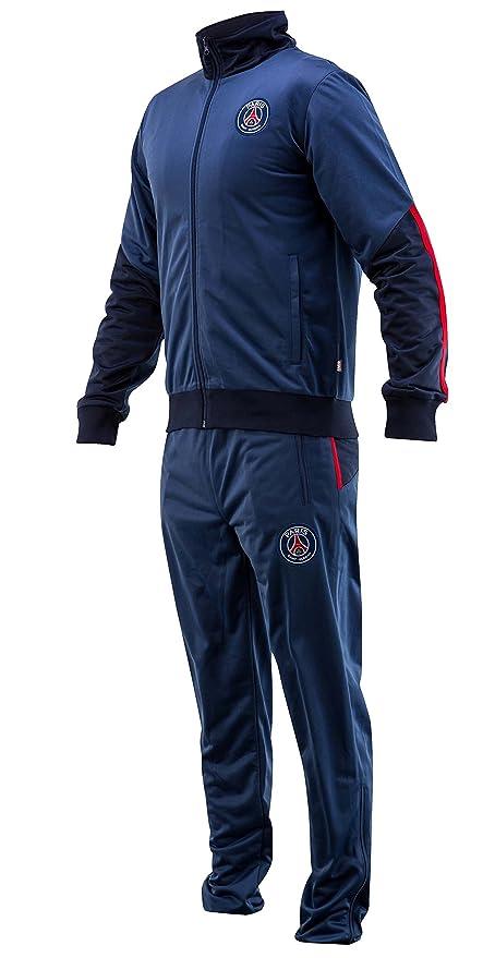 Paris Saint Germain - Chaqueta y Pantalones de chándal Oficiales ...