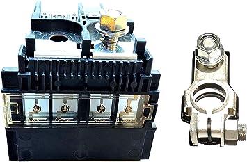 Amazon.com: Battery Fuse Compatible For Nissan Sentra 2007-2012, Juke 2015,  Include Positive Fuse & Terminal + 2 M8 Nuts: AutomotiveAmazon.com
